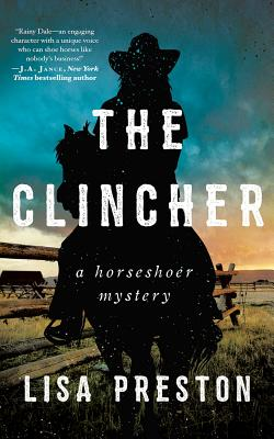 The Clincher (Horseshoe Mystery #1) Cover Image