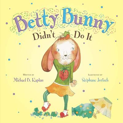 Betty Bunny Didn't Do It Cover