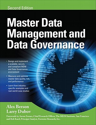 Master Data Management and Data Governance Cover Image