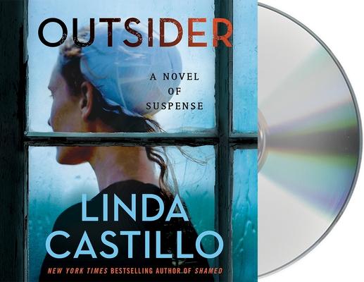 Outsider: A Novel of Suspense (Kate Burkholder #12) Cover Image