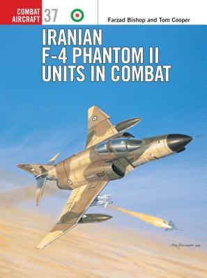 Iranian F-4 Phantom II Units in Combat Cover Image