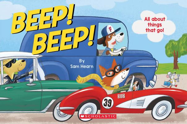 Cover for Beep! Beep!