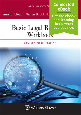 Basic Legal Research Workbook: Revised [Connected Ebook] (Aspen Coursebook) Cover Image