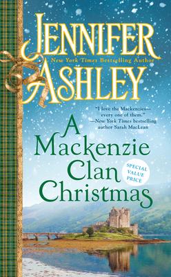 A Mackenzie Clan Christmas (Mackenzies Series) Cover Image