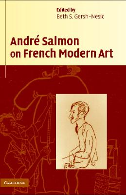 André Salmon on French Modern Art Cover Image