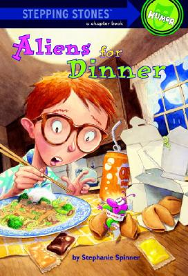 Aliens for Dinner Cover