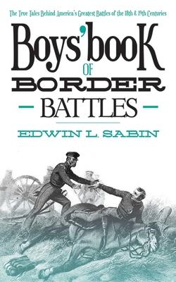 Cover for Boys' Book of Border Battles