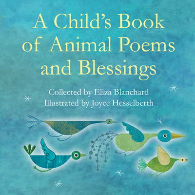 Child's Book of Animal Poems and Blessings Cover Image