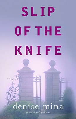 Slip of the Knife Cover