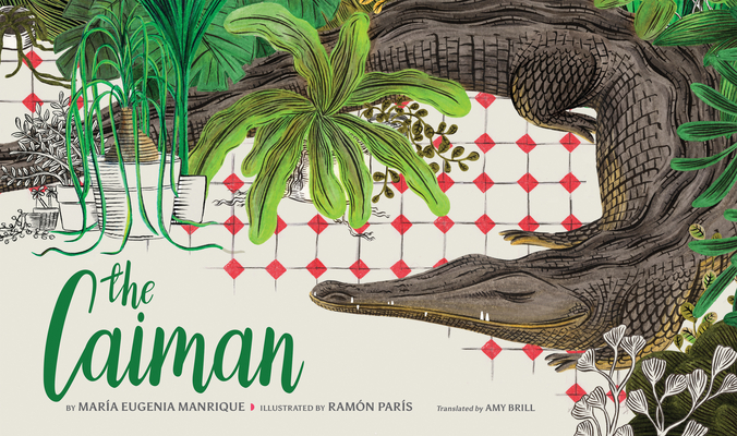 Cover for The Caiman