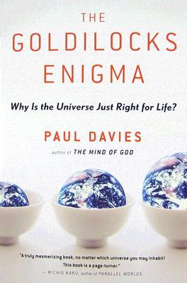Cover for The Goldilocks Enigma