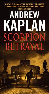 Scorpion Betrayal Cover