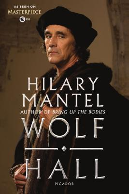 Cover for Wolf Hall