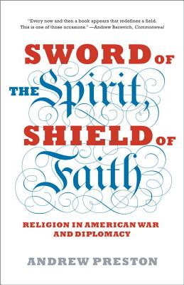 Sword of the Spirit, Shield of Faith Cover