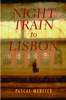 Night Train to Lisbon Cover