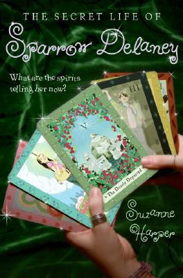The Secret Life of Sparrow Delaney Cover