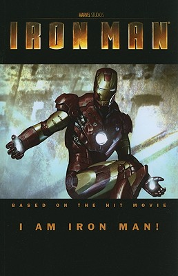 I Am Iron Man! Cover