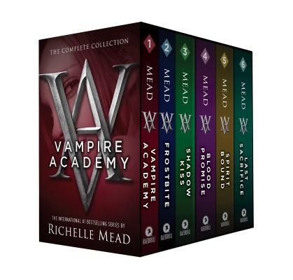 Vampire Academy Box Set 1-6 Cover Image