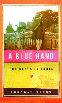 A Blue Hand Cover