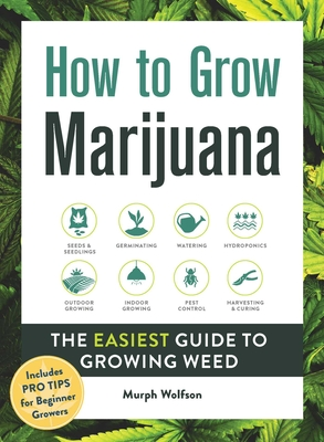 How to Grow Marijuana: The Easiest Guide to Growing Weed Cover Image