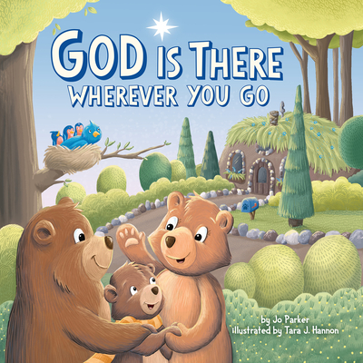 God Is There Wherever You Go Cover Image