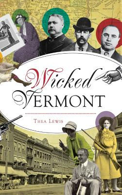 Wicked Vermont Cover Image