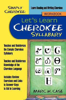 Simply Cherokee: Let's Learn Cherokee: Syllabary Cover Image