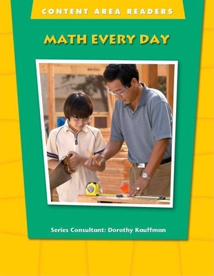 Content Area Readers: Math Every Day Cover Image