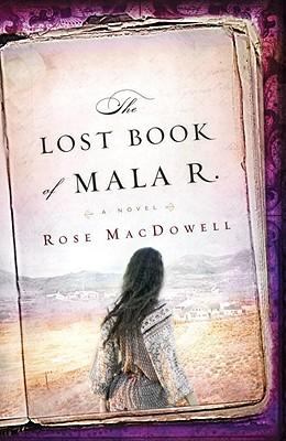 The Lost Book of Mala R. Cover