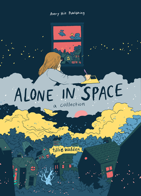 Alone in Space: A Collection Cover Image