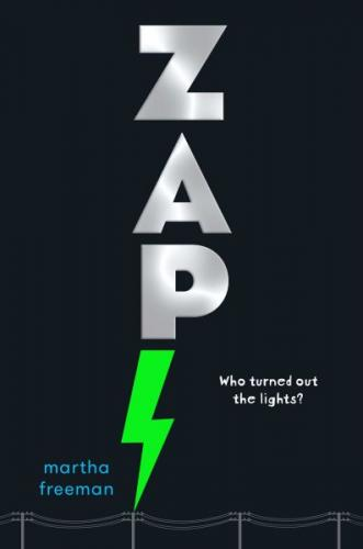 Cover for Zap!