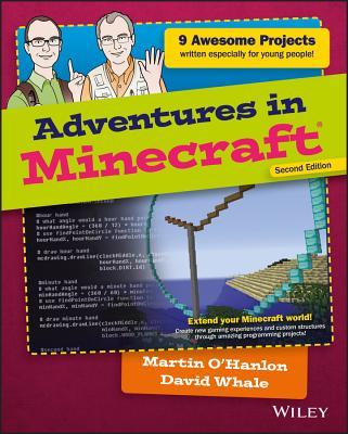 Adventures in Minecraft (Adventures in ...) Cover Image