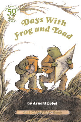Days with Frog and Toad (I Can Read Level 2) Cover Image