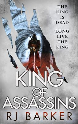 King of Assassins (The Wounded Kingdom #3) Cover Image