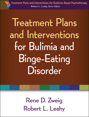 Treatment Plans and Interventions for Bulimia and Binge-Eating Disorder (Treatment Plans and Interventions for Evidence-Based Psychotherapy ) Cover Image