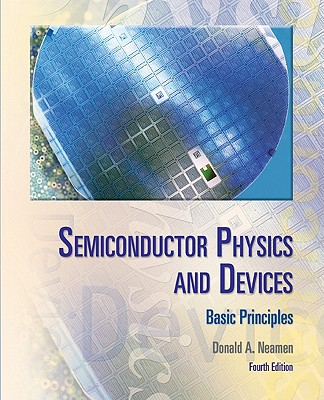 Semiconductor Physics and Devices: Basic Principles Cover Image