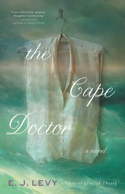 The Cape Doctor Cover Image