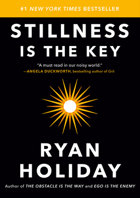 Stillness Is the Key Cover Image
