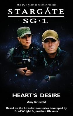 STARGATE SG-1 Heart's Desire Cover Image