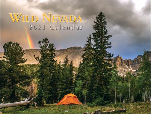 Wild Nevada 2021 Calendar Cover Image