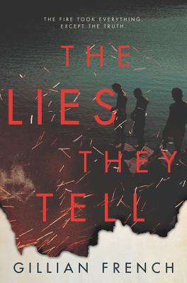 The Lies They Tell Cover Image