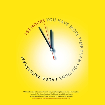 Cover for 168 Hours