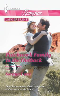 Patchwork Family in the Outback Cover