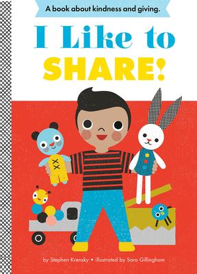 I Like to Share! (Empowerment Series) Cover Image