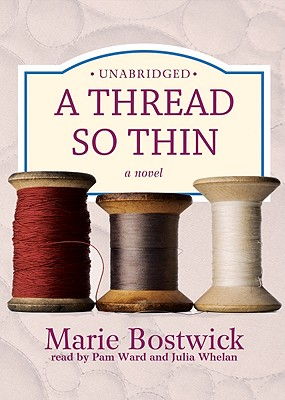 A Thread So Thin (Cobbled Court Quilts Novels) Cover Image