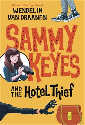 Sammy Keyes and the Hotel Thief (Sammy Keyes (Pb)) Cover Image