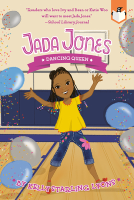 Dancing Queen #4 (Jada Jones #4) Cover Image