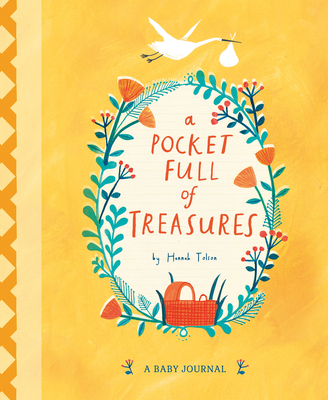 A Pocket Full of Treasures: A Baby Journal Cover Image