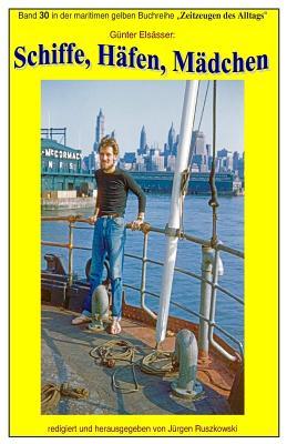 Seefahrt unter dem Hanseatenkreuz um 1960: Band 58 in der maritimen gelben Buchreihe bei Juergen Ruszkowski Cover Image