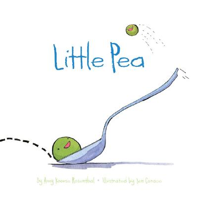 Little Pea: (Children's Book, Books for Baby, Books about Picky Eaters, Board Books for Kids) Cover Image